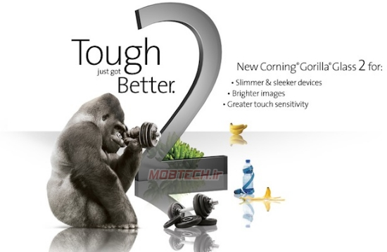 Corning Gorilla Glass 2